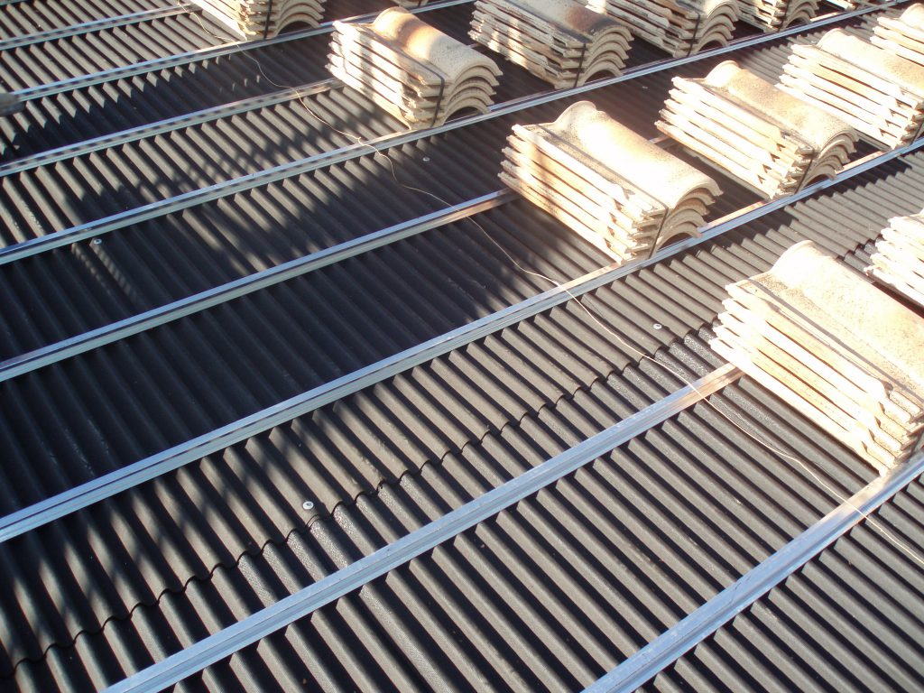 Impermeabilizaci n de tejados grupo cubrian - Impermeabilizacion de tejados ...