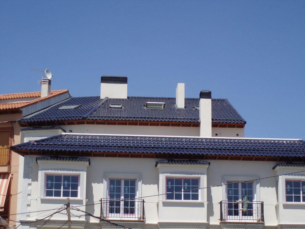 Tipos de cubiertas inclinadas ideas de disenos for Tipos de cubiertas para tejados