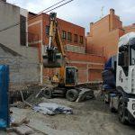 Preparados para la fase de excavación